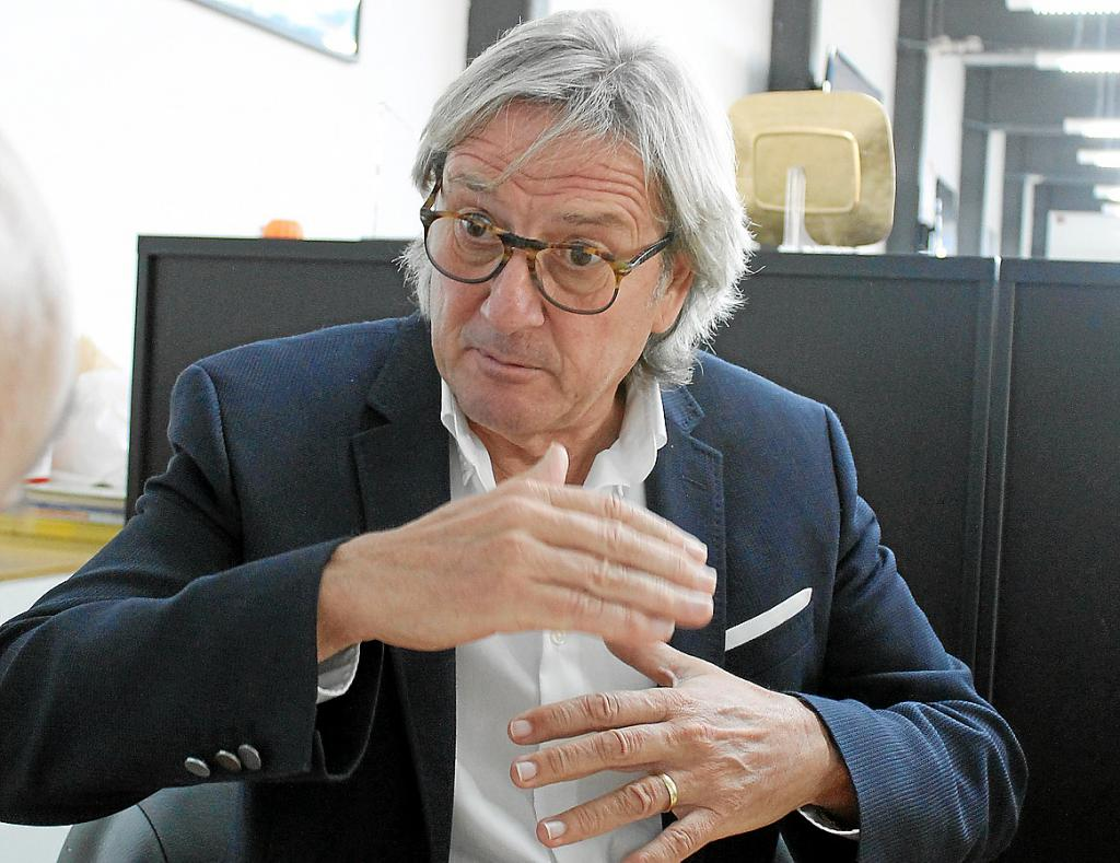 Manny Fontenla-Novoa, presidente ejecutivo de Logitravel