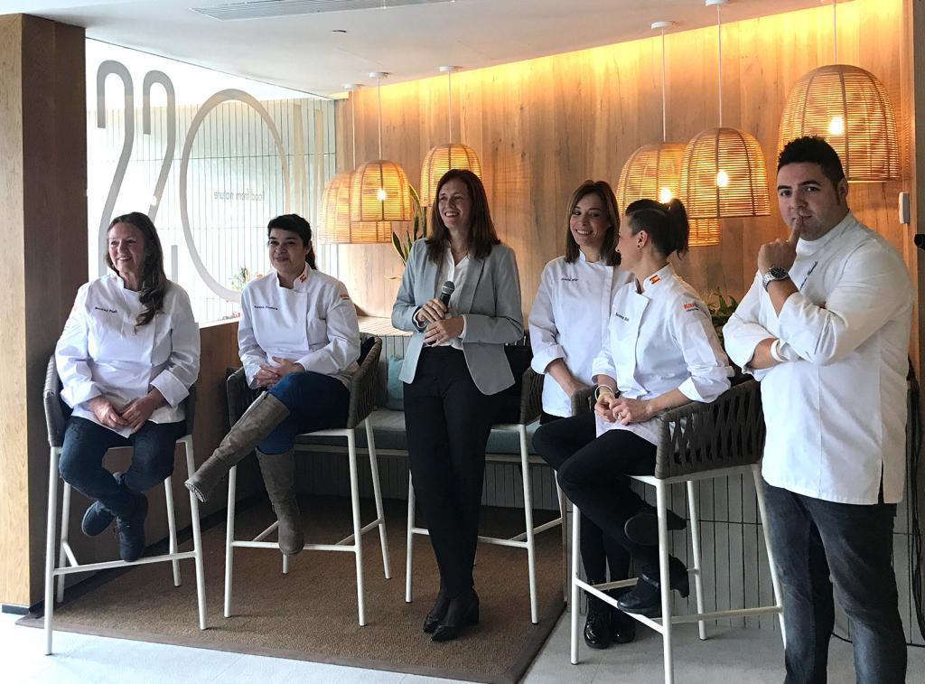 Presentación de Vegan Chefs Illes Balears