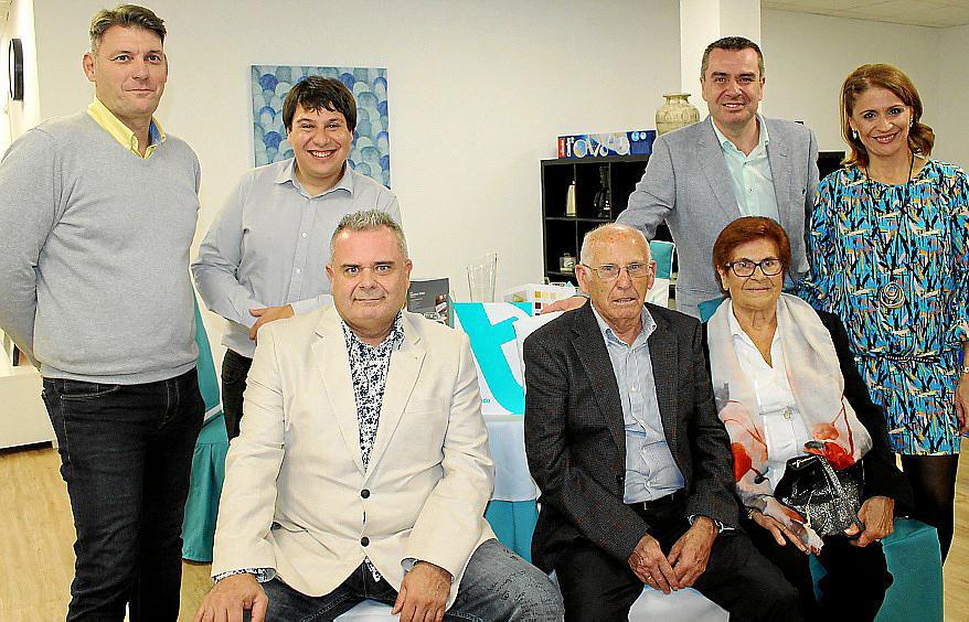 Fiesta de inauguración de la nueva sede de Grupo Toledo