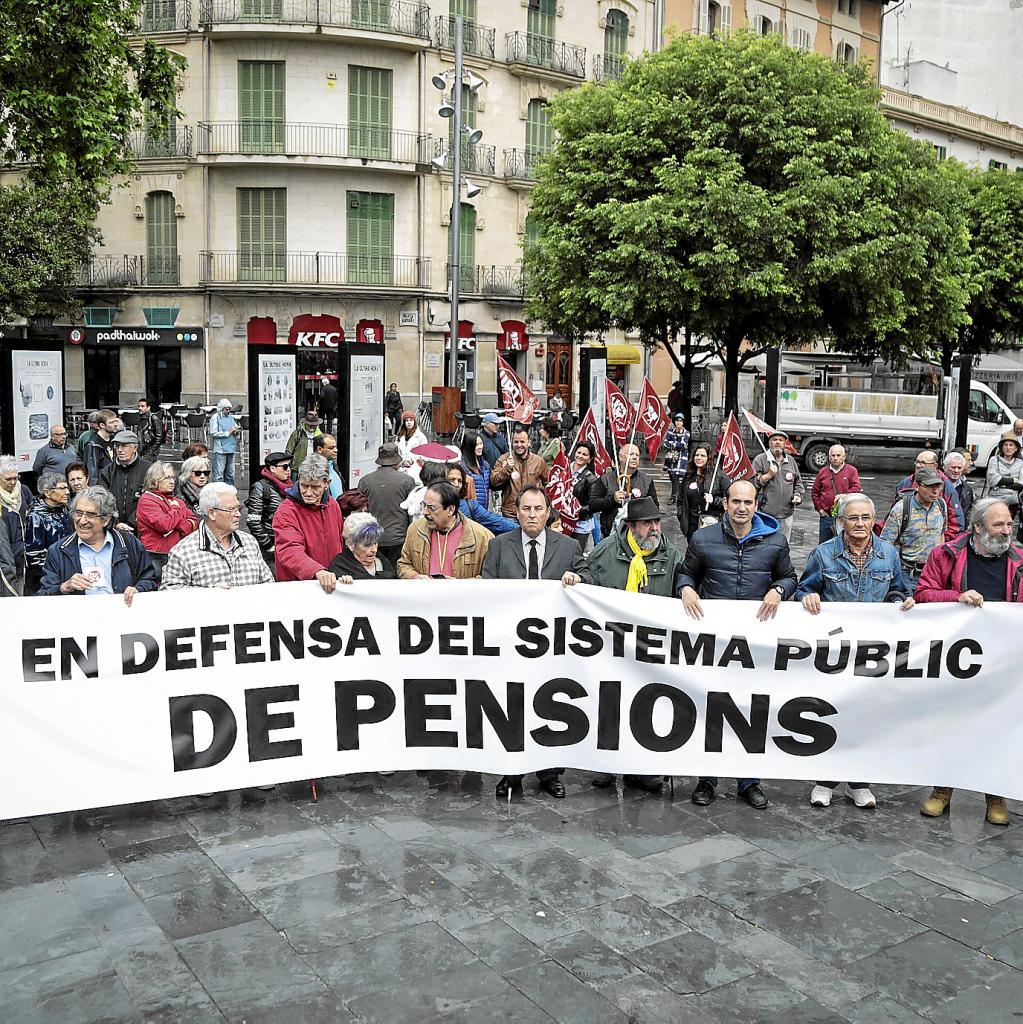 La pensión de jubilación media es de 1.017,82 euros