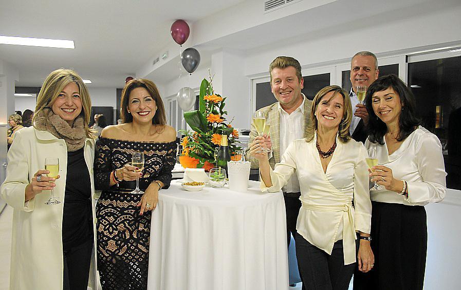 Cóctel de inauguración de la nueva sede del Grupo Brunet