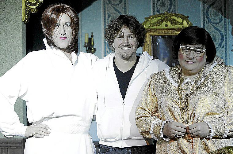 Joan Carles Bestard y Jaume Fuster cambian de sexo en 'Les flors músties'