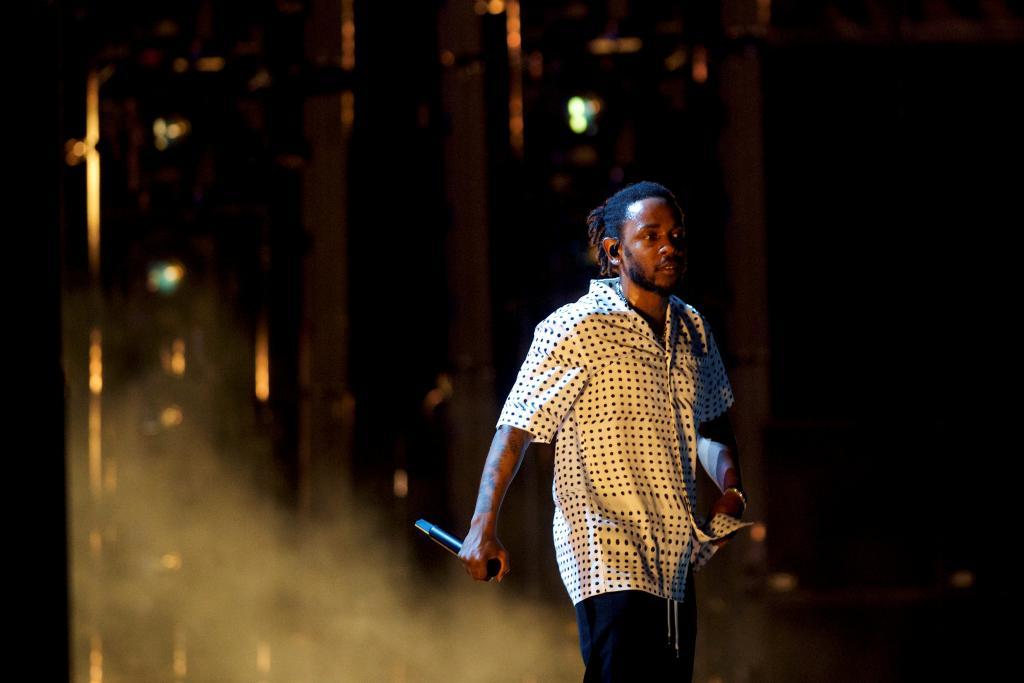 Kendrick Lamar, favorito a los Grammy