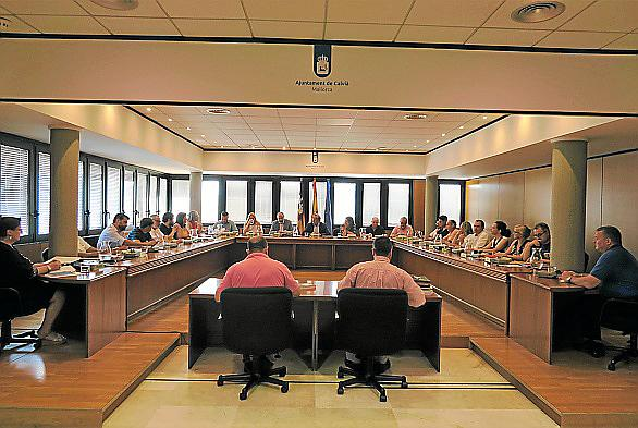 Gestión Municipal: Calvià