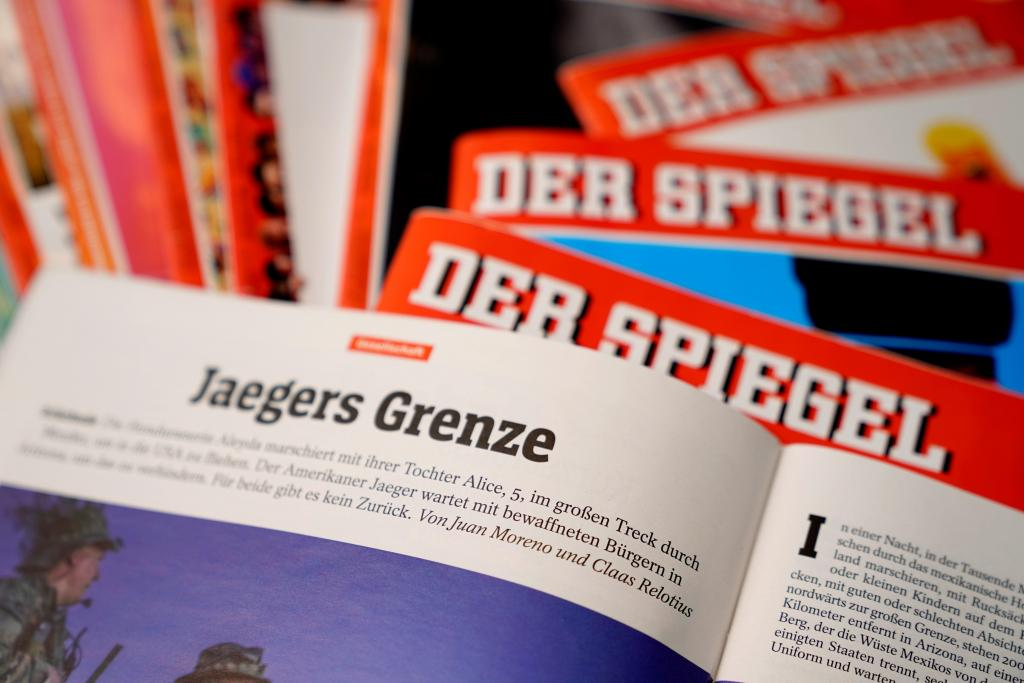 Revista alemana despide a periodista que se inventó testimonios en reportajes