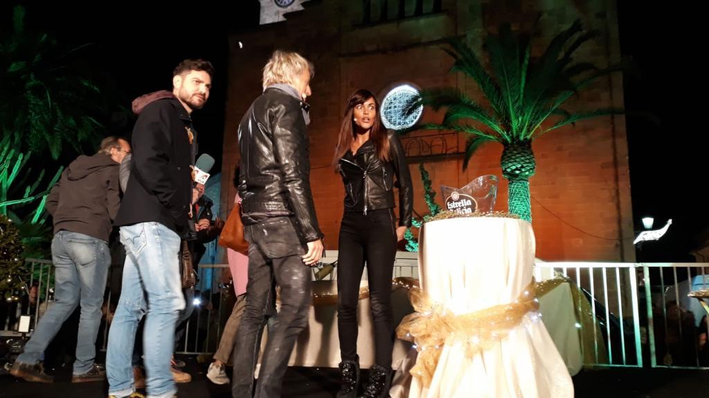 Jesús Calleja y Lara Álvarez en Mallorca
