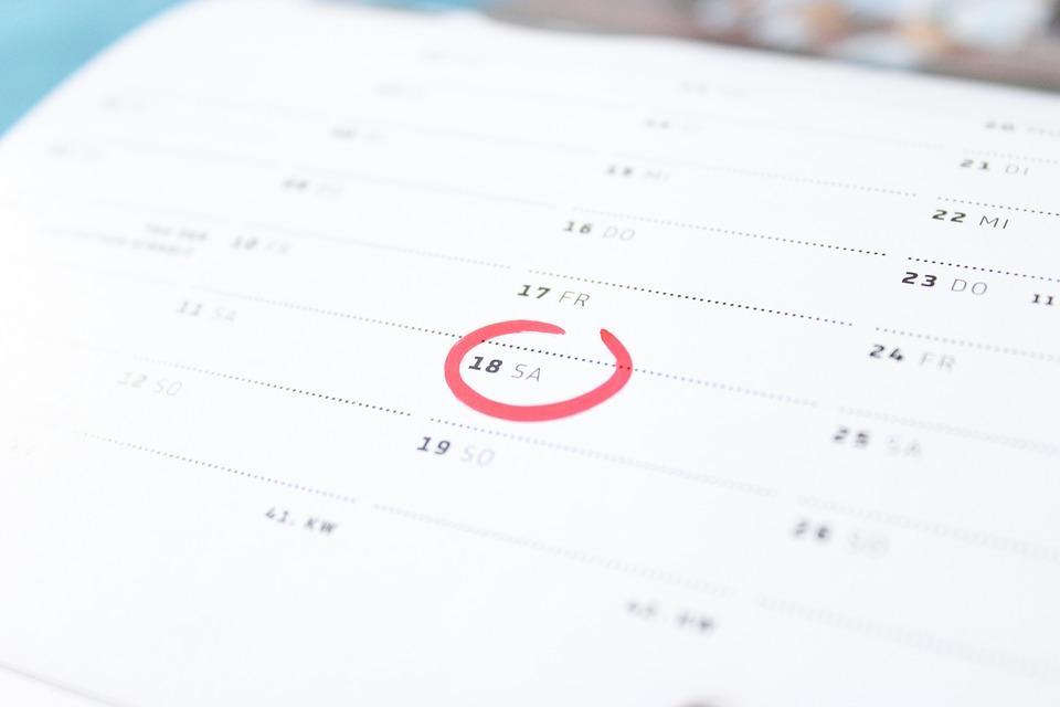 Calendario Laboral Espana.Calendario Laboral 2019 8 Dias Festivos Comunes En Espana