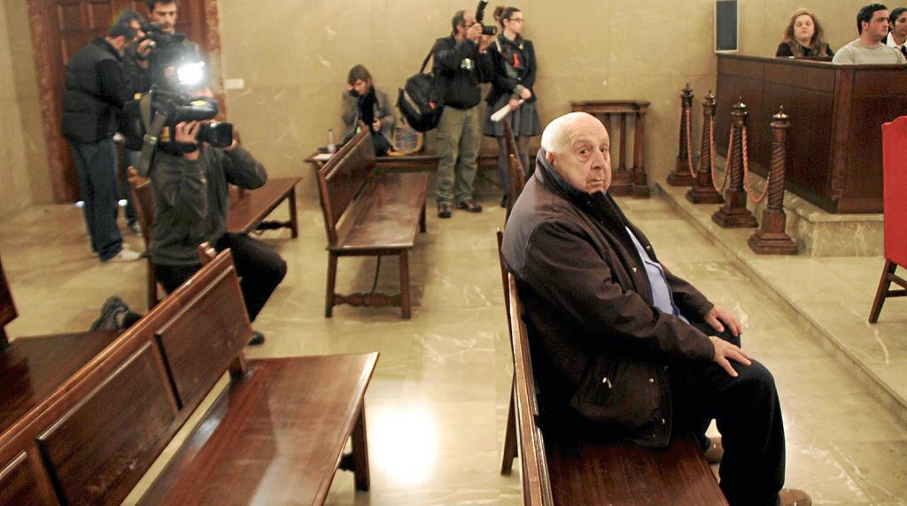 El hombre de 87 años acusado de asesinar a su mujer en Pollença dice que la mató «sin querer»