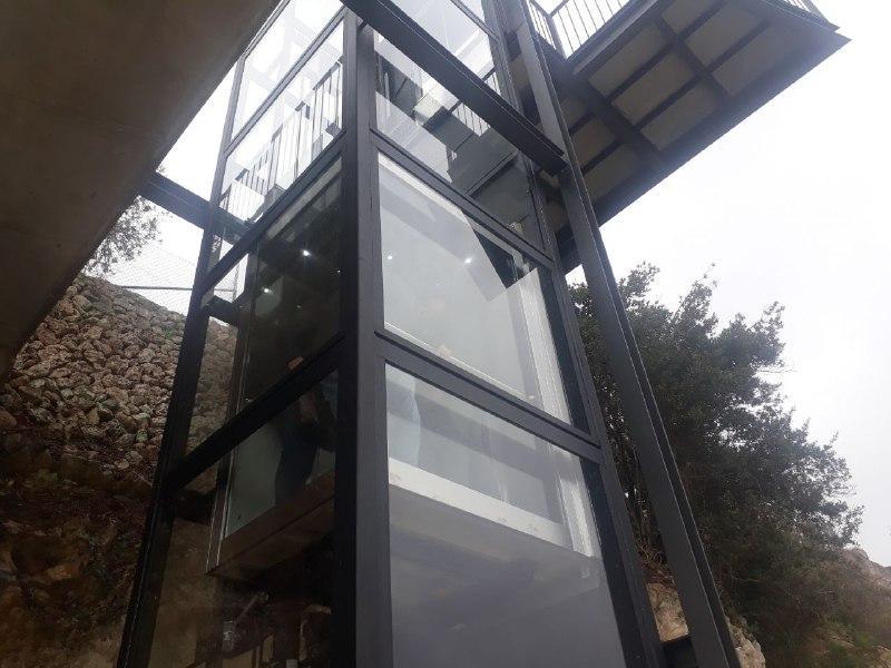 Un ascensor panorámico para Lloret, el primero de todo el Pla de Mallorca