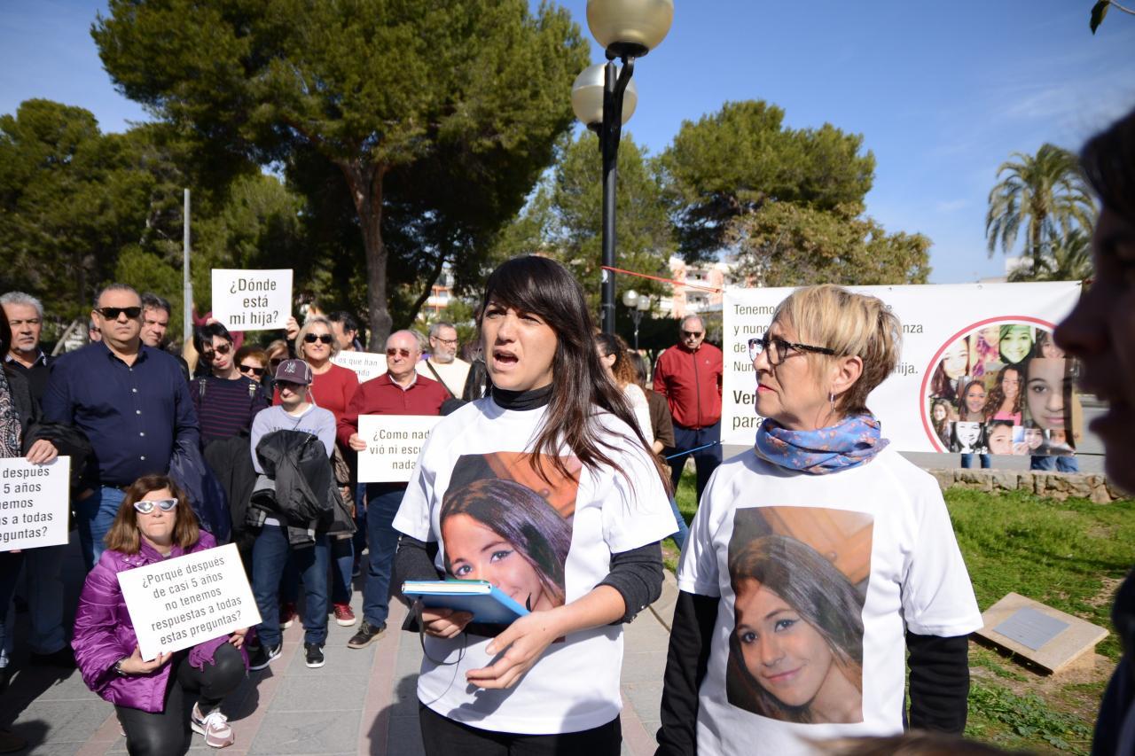 Palma sucesos. Concentración en Santa Ponça homenaje a Malén Zoe Ortiz. Fotos Michels (13).jpg