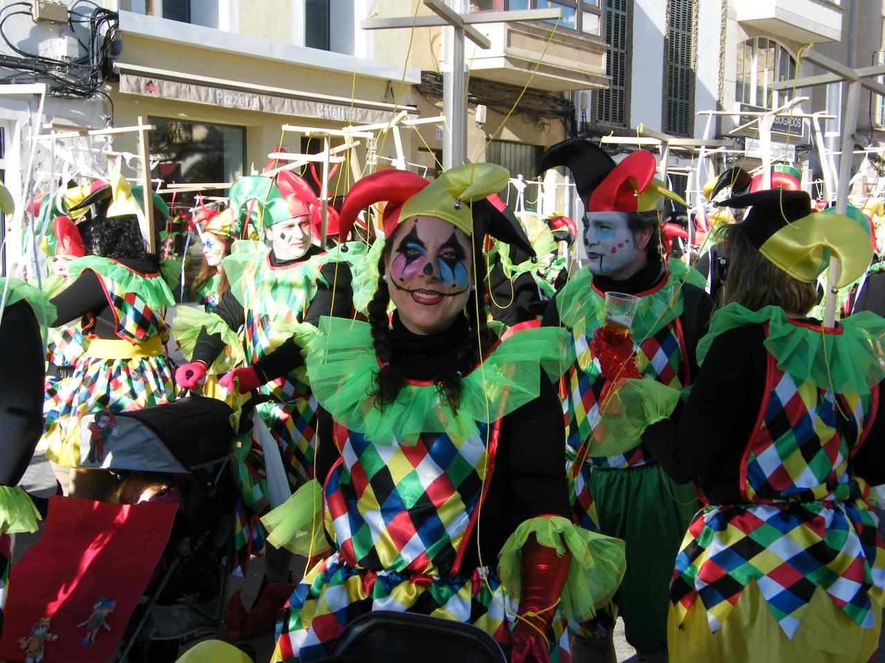 Angélica Pastor, de marioneta en la Rua de Felanitx: no se engañen, no es títere de nadie