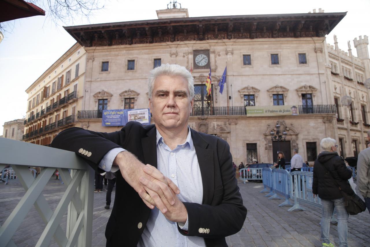 Josep Melià, candidato del PI
