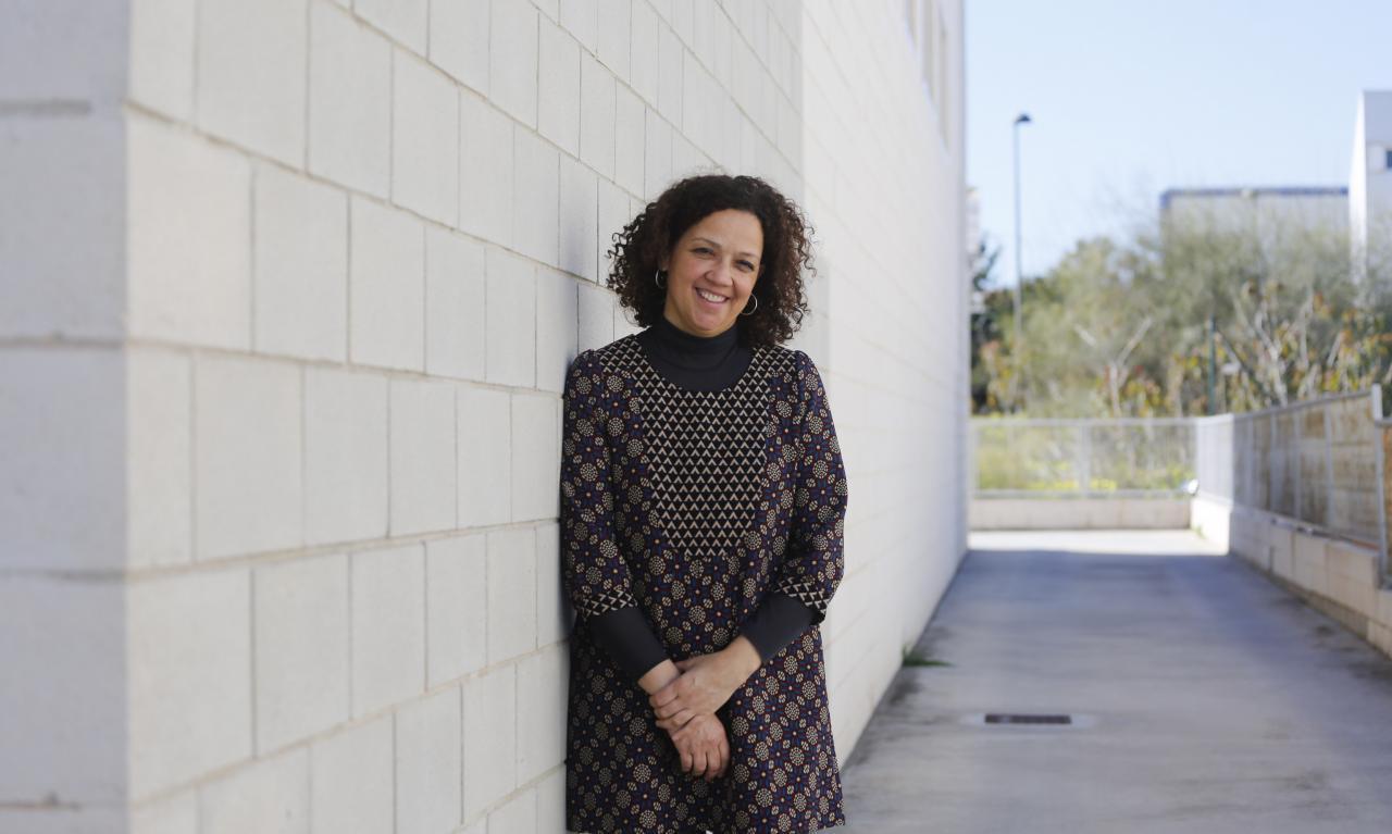 Catalina Cladera, candidata del PSIB-PSOE