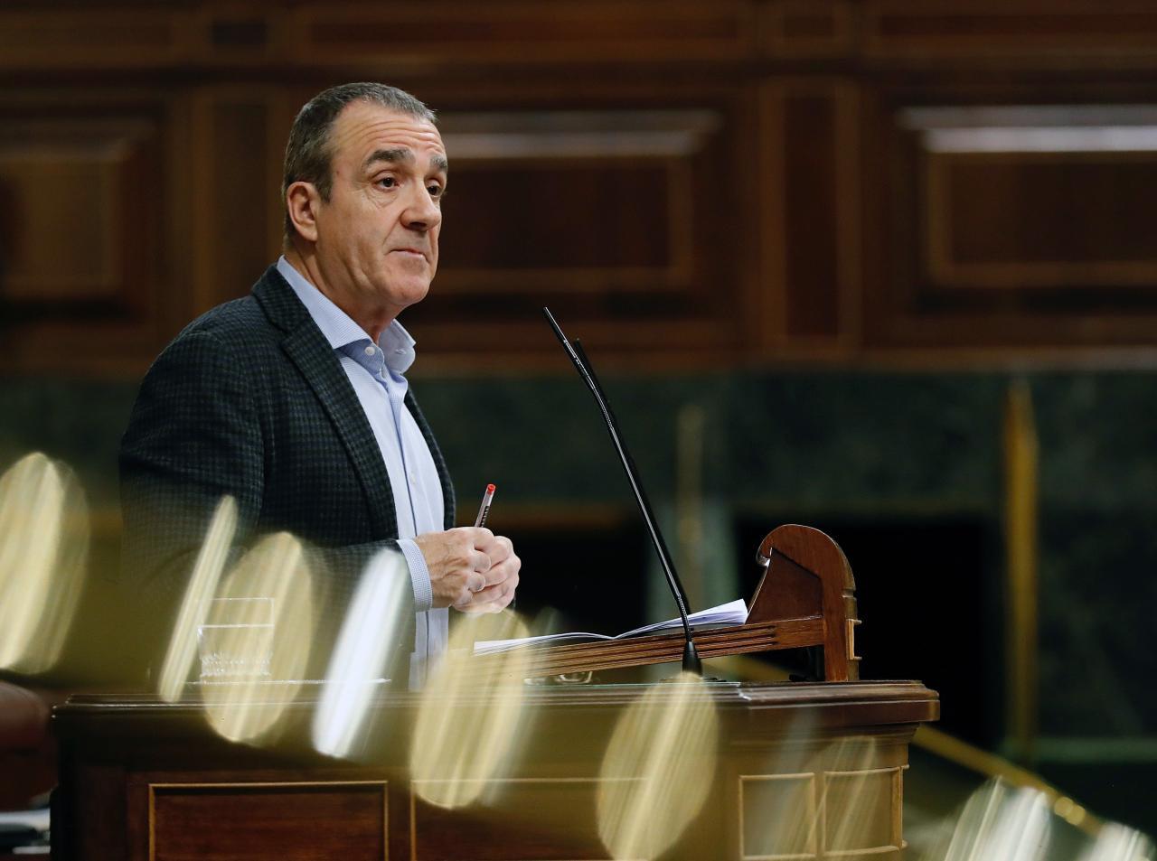 Juan Pedro Yllanes, candidato de Podemos