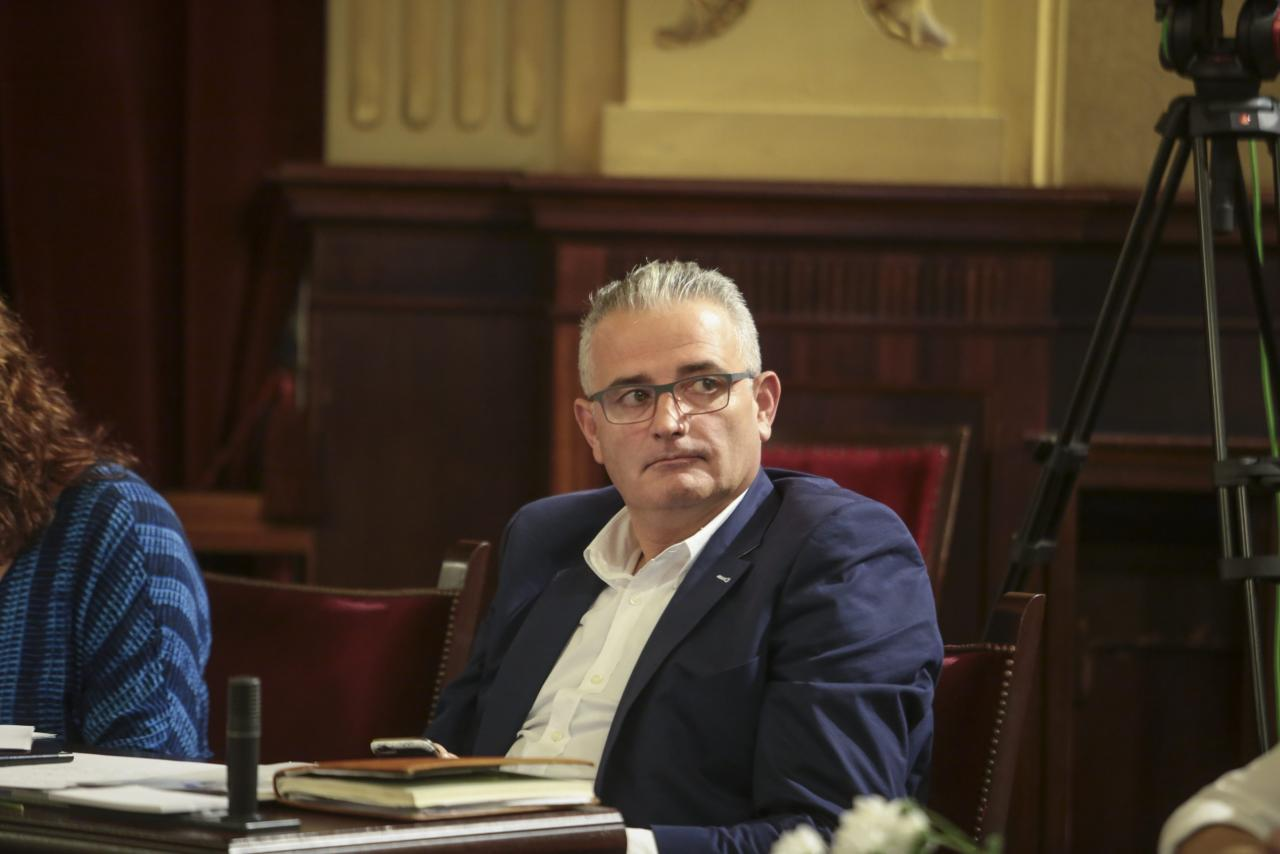 Jaume Font, candidato del PI