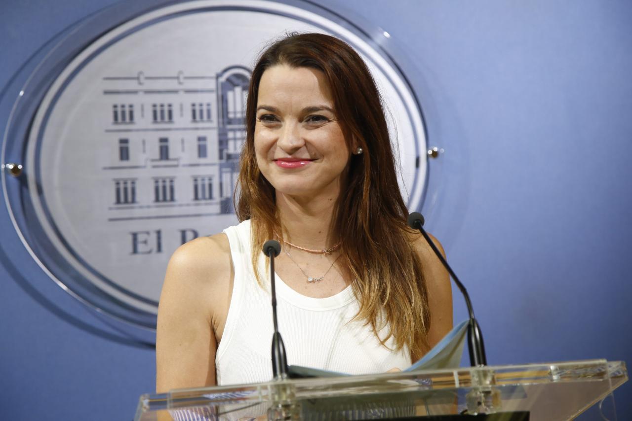 Margalida Prohens, candidata del PP