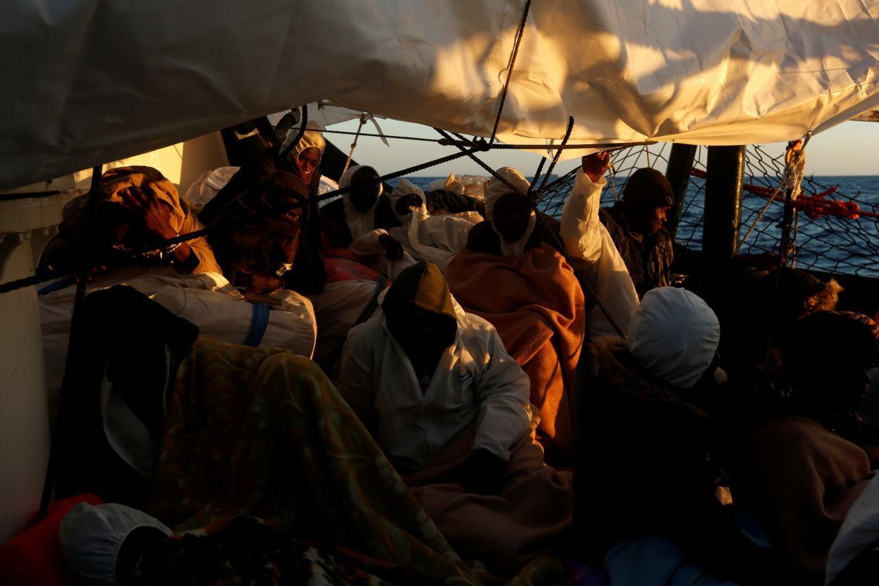 Noguera quiere que el barco de refugiados 'Alan Kurdi' atraque en Palma