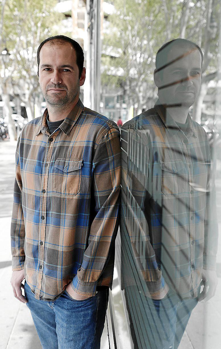 Andrés Bernstein, candidato de Actúa al Congreso por Baleares