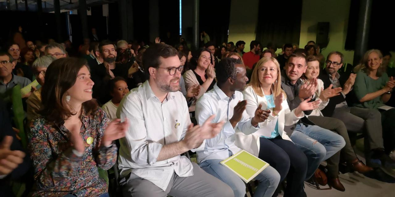 Balboa asegura que «el 28 de abril comienza la revolución de las personas»