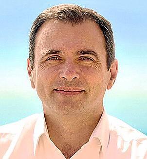 CALVIA - JOSE MANUEL RUIZ , PORTAVOZ DEL PARTIDO POPULAR (PP) DE CALVIA.