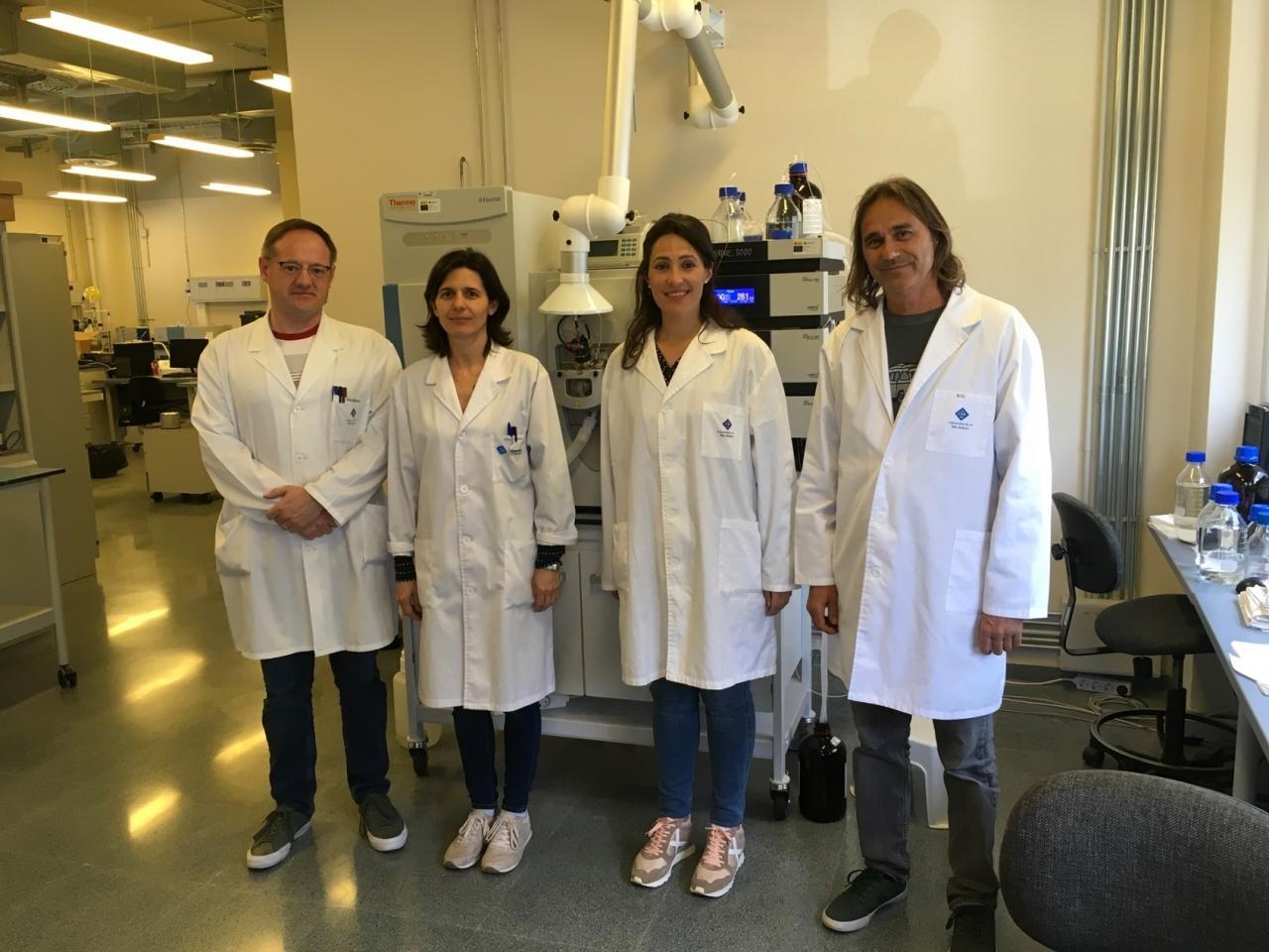 Investigadores desarrollan un sistema para dectectar contaminantes en los mejillones.