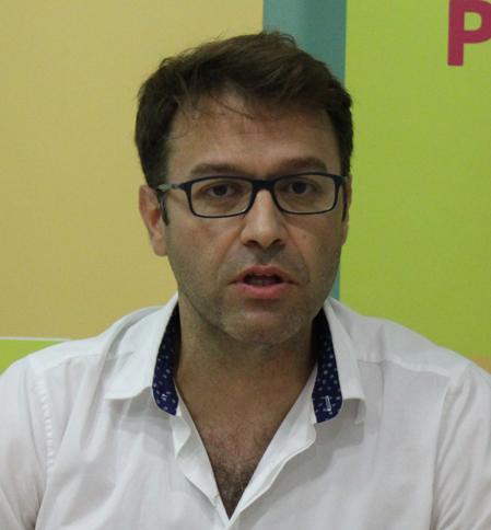 MANACOR. POLITICA MUNICIPAL. MIQUEL OLIVER, REGIDOR DE URBANISMO DE MANACOR.