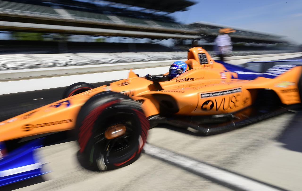 Circuito Fernando Alonso Accidente : Fernando alonso sufre un accidente en las prácticas de las