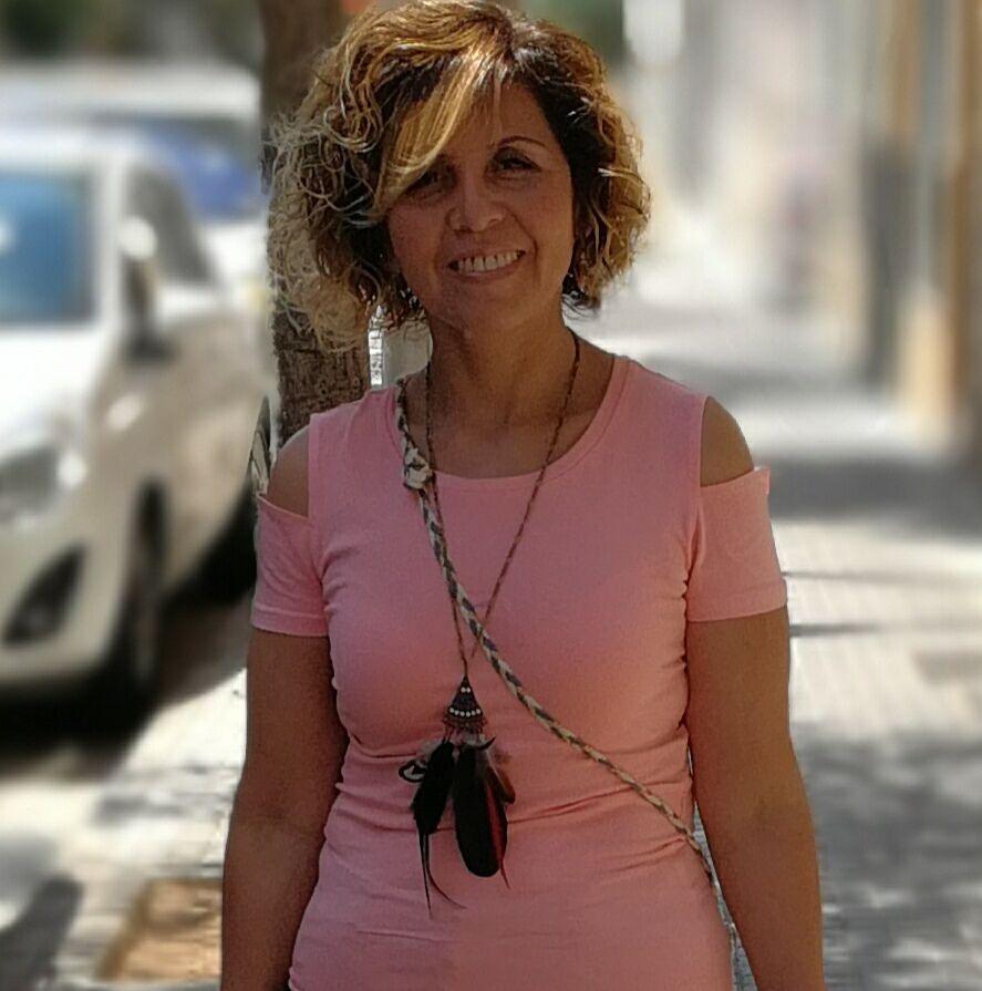 Shirley Siles, candidata de Actúa al Ajuntament de Palma