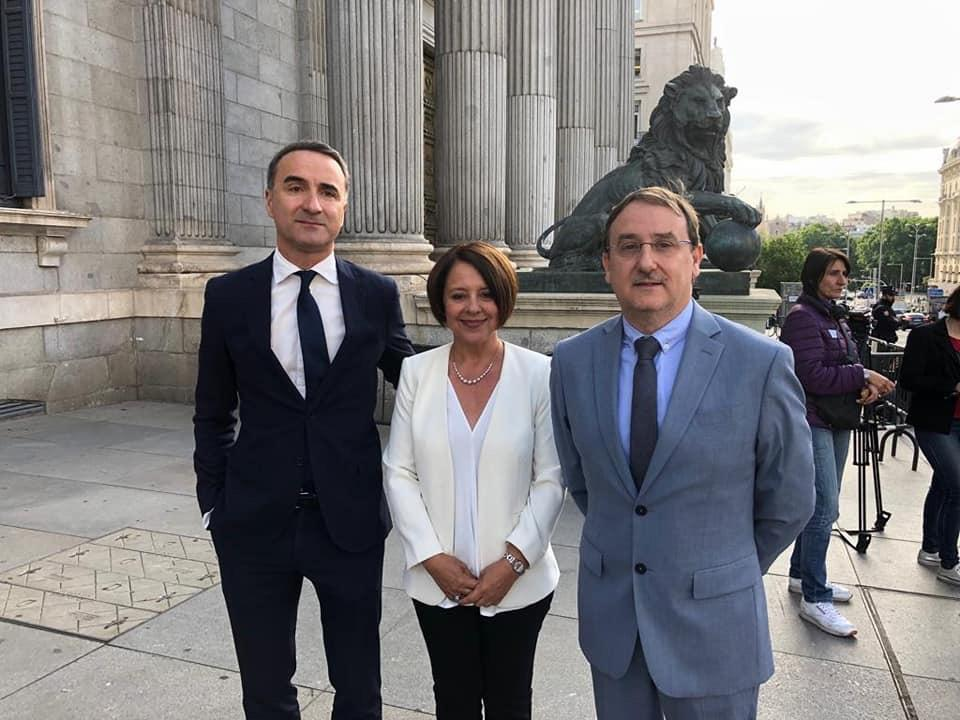 Diputats balears del PSOE