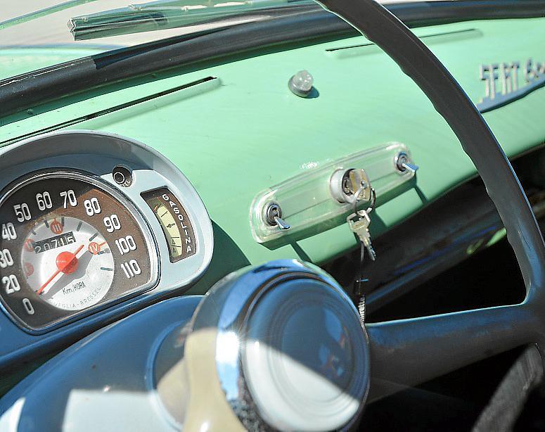Palma_Reportaje coche clasico en bahia grande_Foto_juan montañez