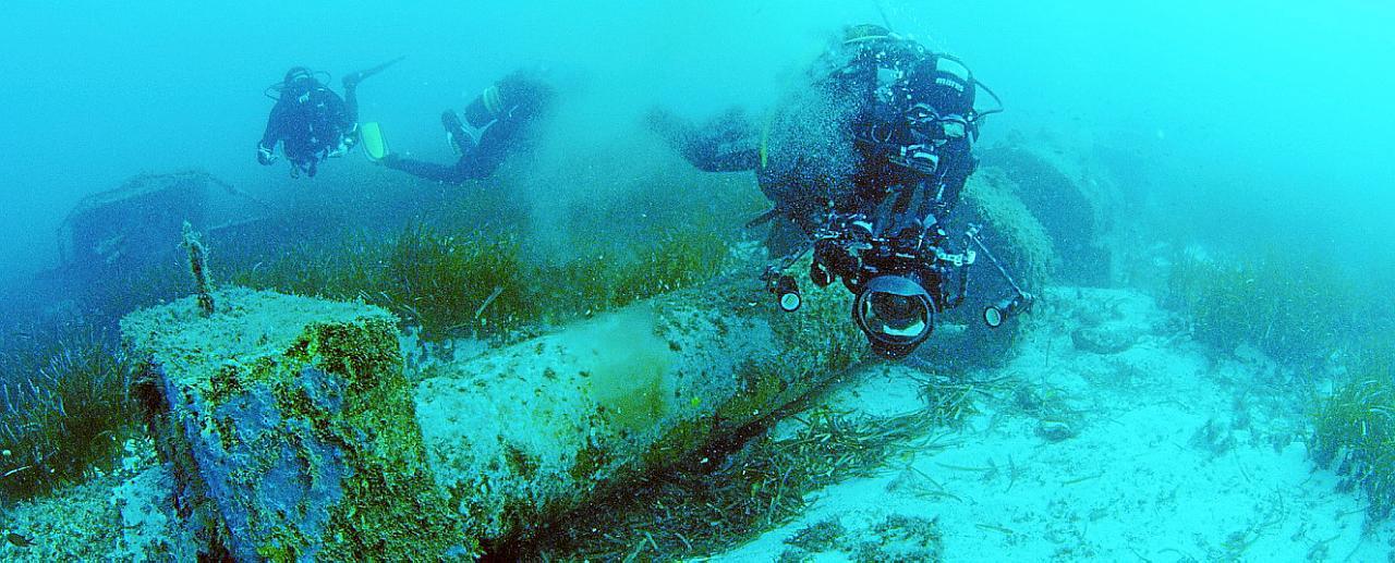 Una imagen del documental 'Salvemos nuestro Mediterráneo'