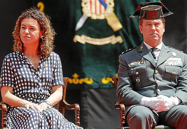 La Guardia Civil celebra su 175 aniversario