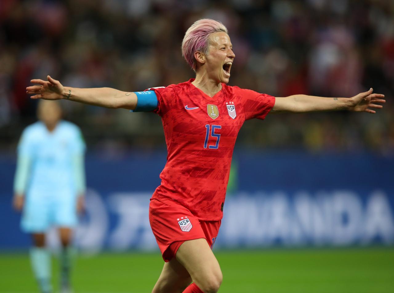 Copa Mundial Femenina de la FIFA 2019: EE.UU. vs. Tailandia