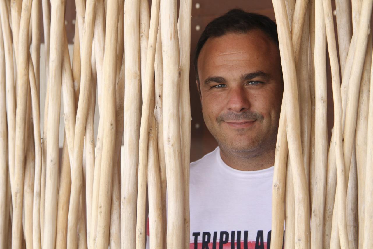 PALMA - ENTREVISTA AL CHEF CON DOS ESTRELLAS MICHELIN, ANGEL LEON.