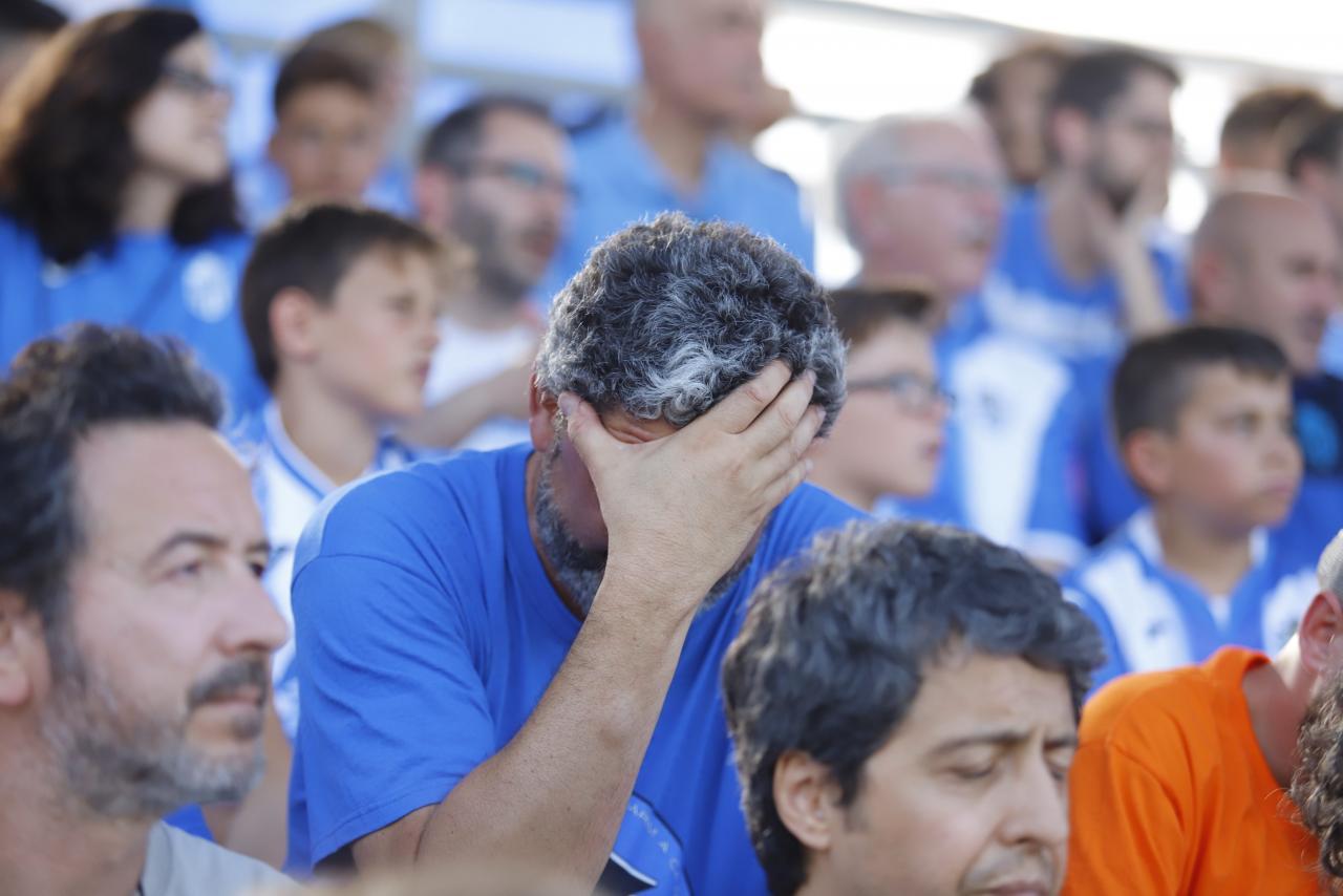 Atlético Baleares-Mirandés