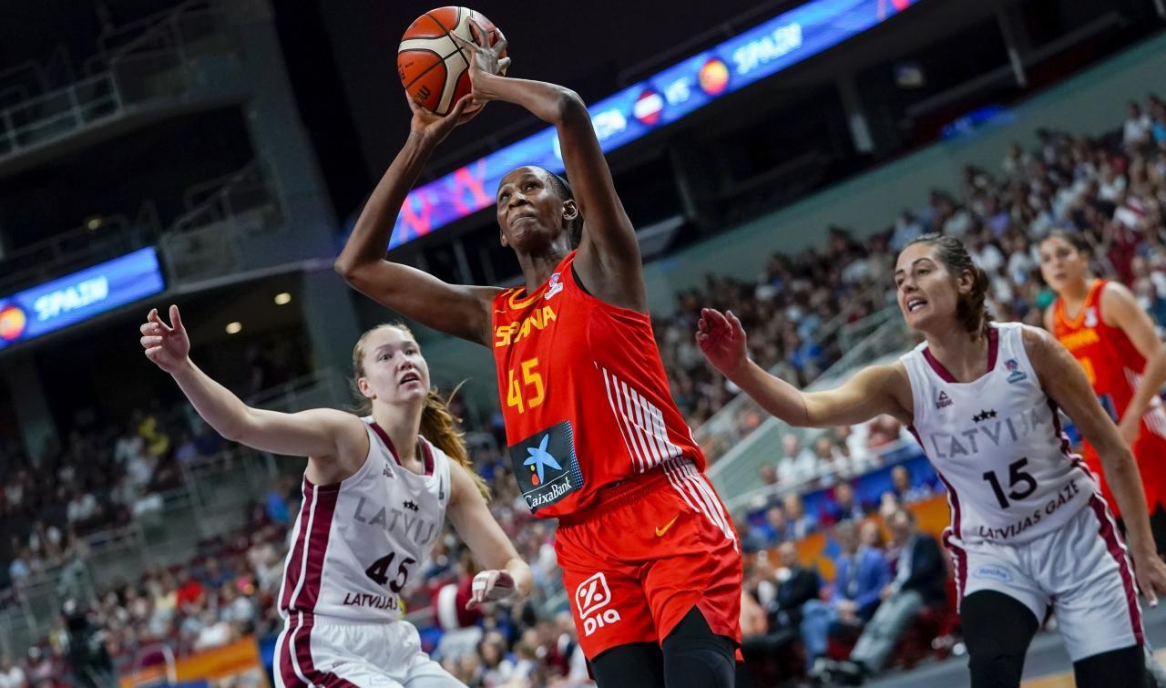 Ndour y Oubiña llevan a la selección española a los cuartos de final ...