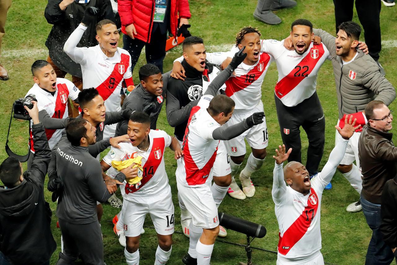 Perú, la campanada en la Copa América