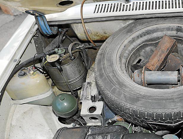 coche clasicoFOTO: BOTA