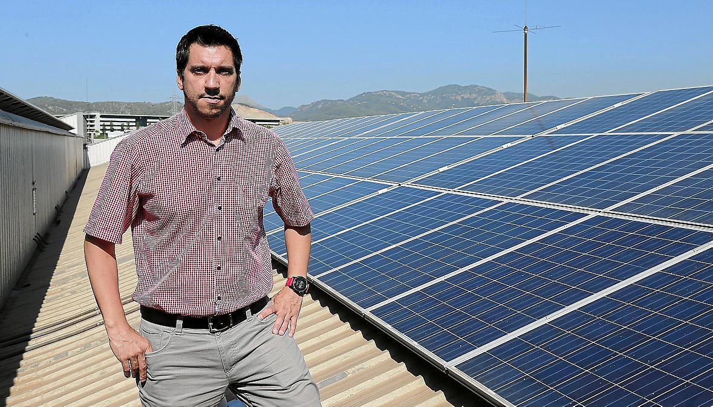 PALMA - Palma ha diseñado un plan para lograr la autosuficiencia energética FOTO BOTA