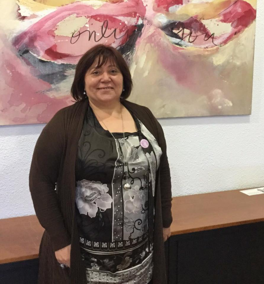 PALMA. POLITICA. La consellera insular de Modernització i Funció Pública, Carmen Palomino .