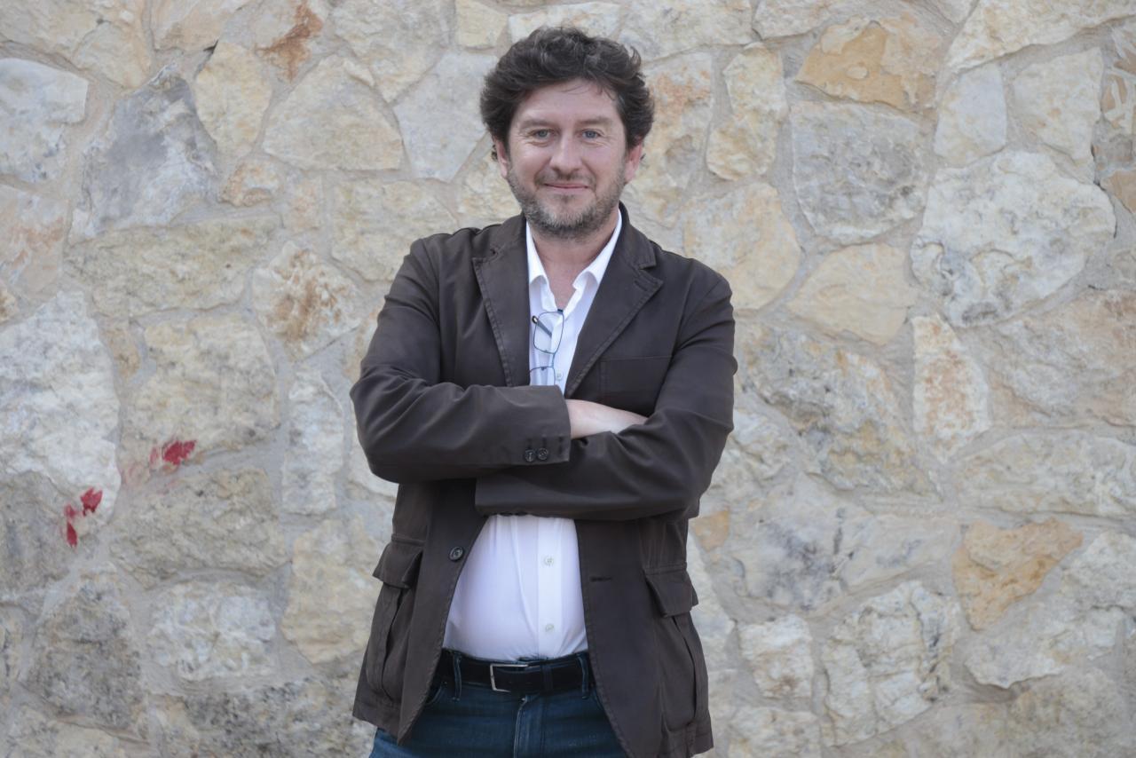 PALMA - ELECCIONES MUNICIPALES - ALBERTO JARABO , CANDIDATO DE PODEMOS AL AYUNTAMIENTO DE PALMA.