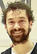 MADRID - BALONCESTO - RUDY FERNANDEZ Y SERGIO LLULL, JUGADORES DEL REAL MADRID DE BALONCESTO.