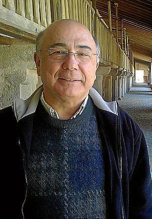 LLUC. SANTUARIOS. ANTONI VALLESPIR , PRIOR DEL SANTUARIO DE LLUC.