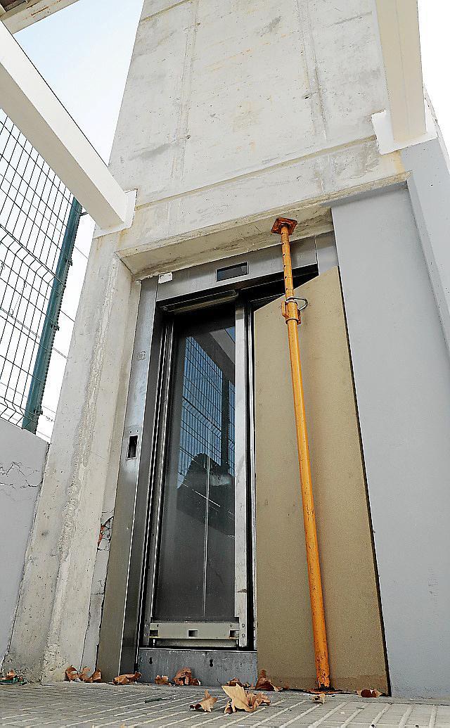 palma reportaje ascensor can foraqdi foto morey