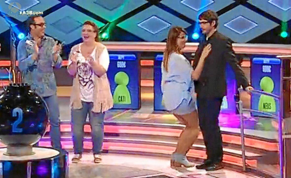 'Boom!', el popular concurso de Antena 3 TV.