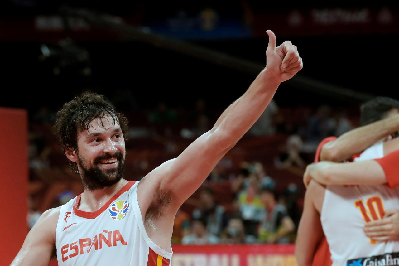 Primera semifinal: España - Australia