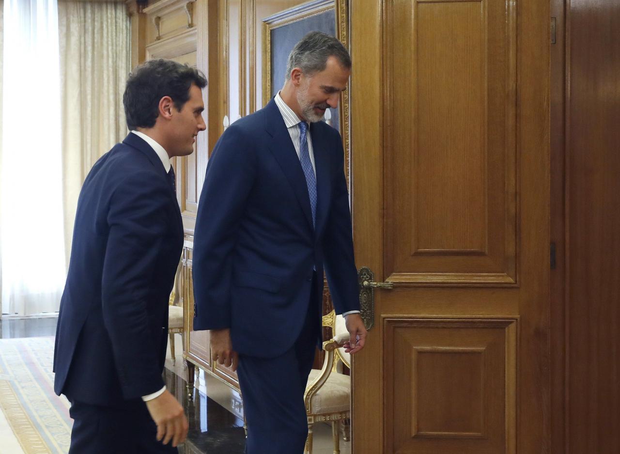 Rivera consiera que aún hay tiempo para la investidura si Sánchez rectifica