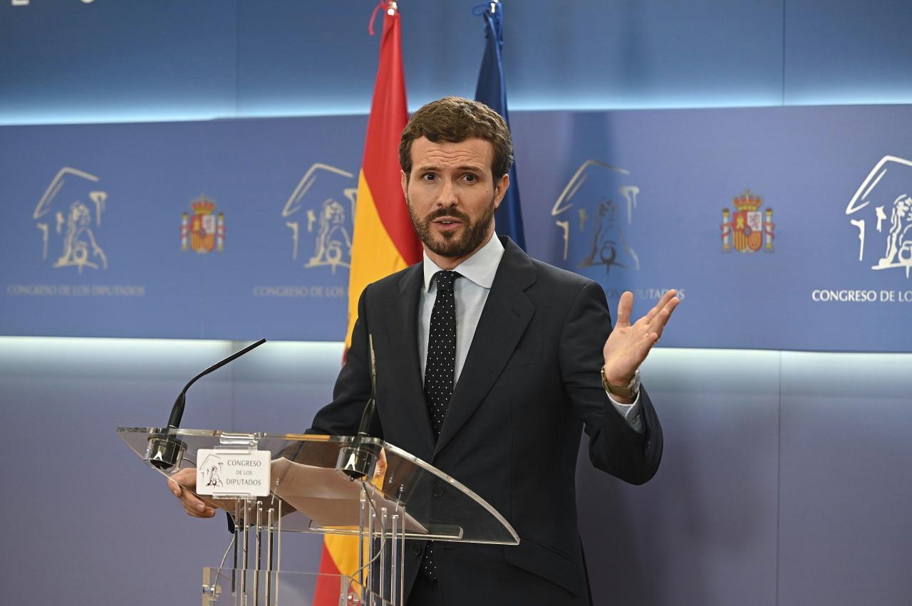Casado espera que si hay repetición electoral no le «salga gratis» a Sánchez
