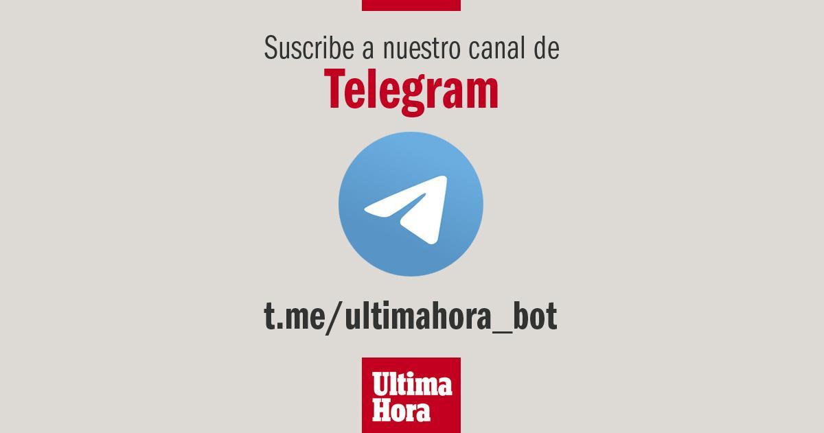 Alertas de Telegram en tu móvil