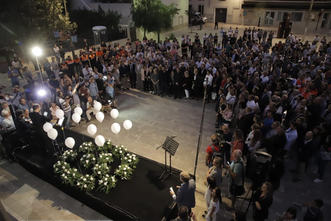 Homenaje en Sant Lloren